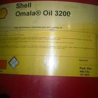 Shell Omala Oil 3200