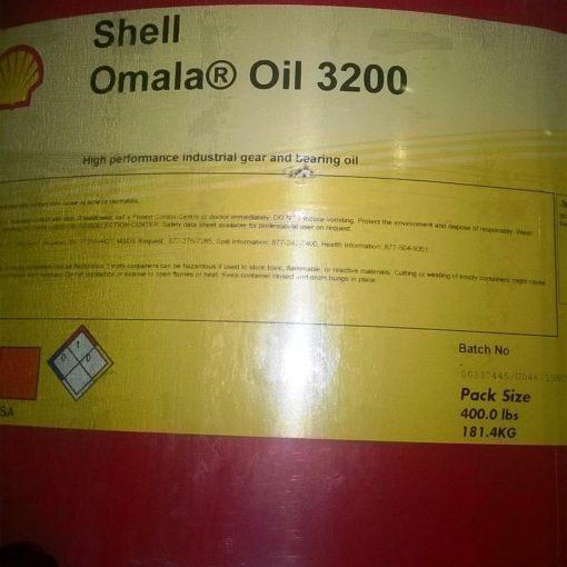 Shell Omala Oil 3200