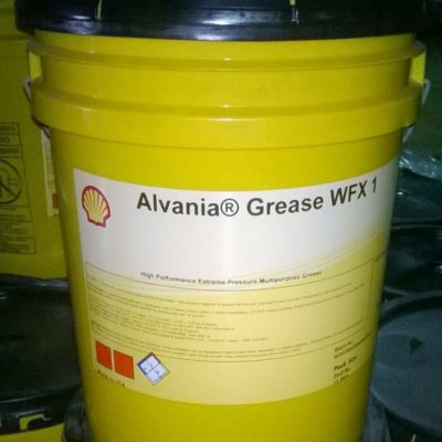 Alvania Grease WFX 1