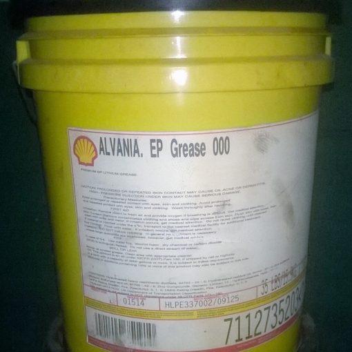 Shell Alvania EP Grease 000