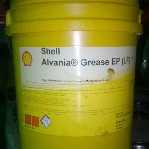 Shell Alvania EP (LF)