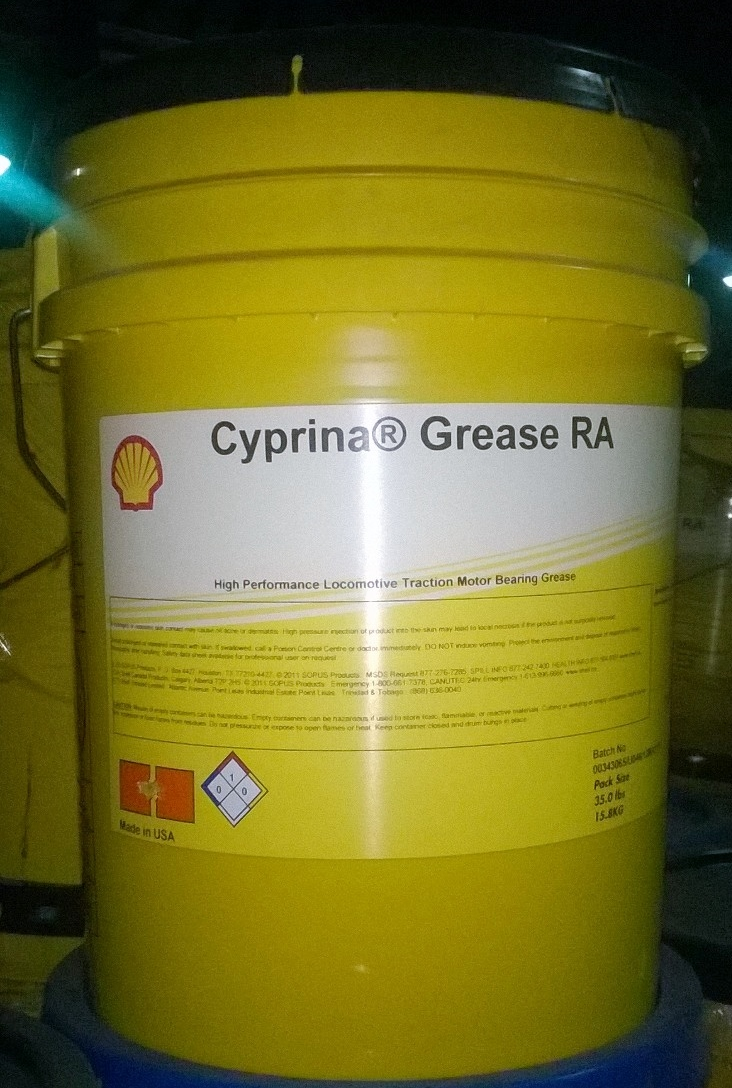 High quality lithium soap grease shell cyprina grease ra for Electric motor bearing grease