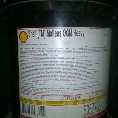 Shell Malleus OGM Heavy Pail
