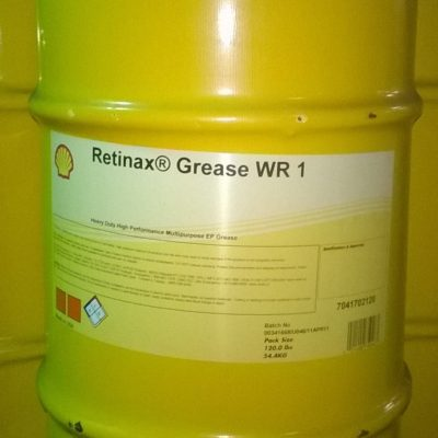 Shell Retinax Grease WR 1