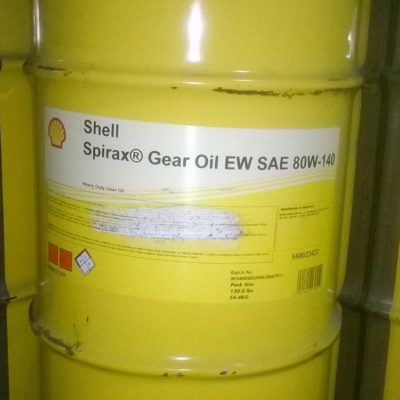 Shell Spirax EW SAE 80W-140 Gear Oil